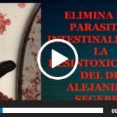 Compra tu tratamiento de desintoxicación para eliminar parásitos intestinales !