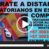 ECUATORIANOS EN ESPAÑA CURATE A DISTANCIA LLAMA YA +573003906262